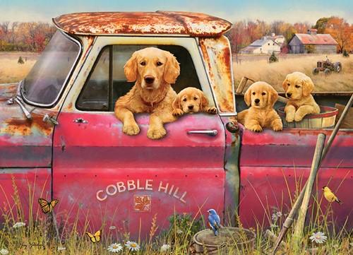 Cobble Hill puzzle 1000 pieces - Cobble Hill Farm