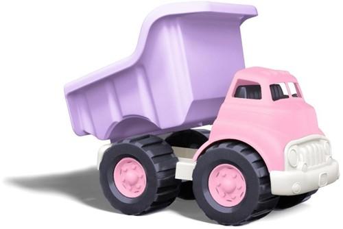 Green Toys Dump Truck - PINK