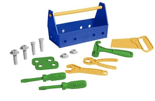 Green Toys Tool Set - BLUE