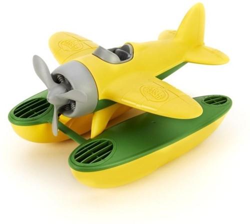 Green Toys Seaplane - YELLOW WINGS