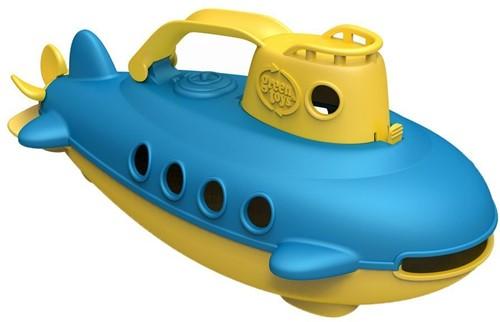 Green Toys Submarine - YELLOW HANDLE