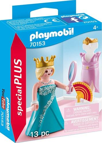 Playmobil Special Plus - Prinses met paspop 70153