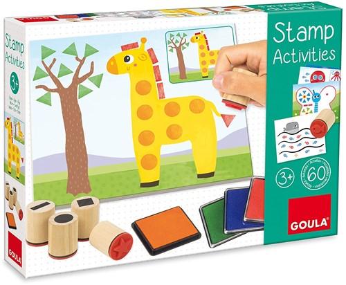 Jumbo Stamp Activities