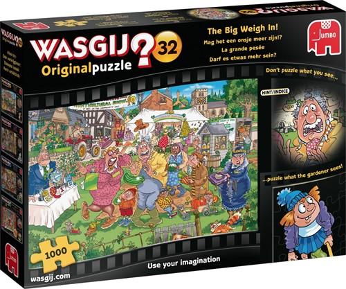 Wasgij Original 32 1000 pieces