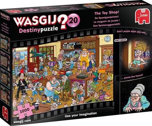 Wasgij Destiny 20 1000 pieces