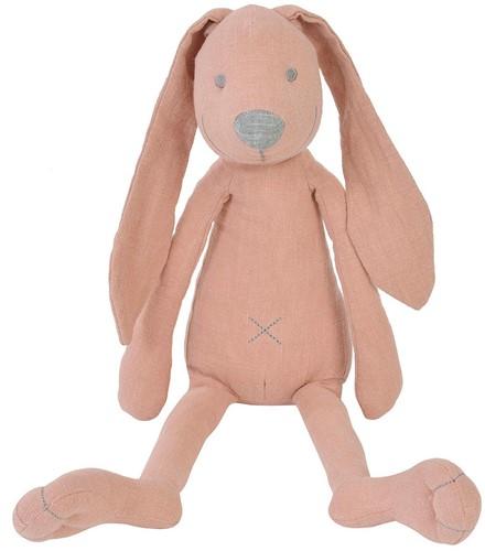 Happy Horse Pink Linen Rabbit Richie - 41 cm