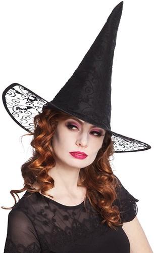 Planet Happy  verkleedspullen Heksenhoed witch kiara