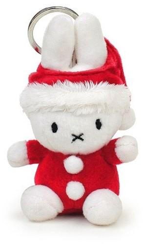 Miffy Santa sitting - 34 cm