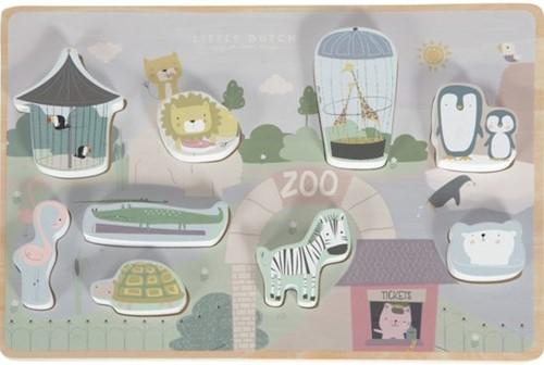 Little Dutch 4444 puzzle Shape puzzle 9 pc(s)