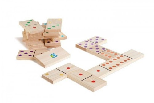 BS Toys Domino (coloured)