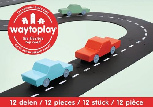 Waytoplay starterset Ring road - 12 pieces