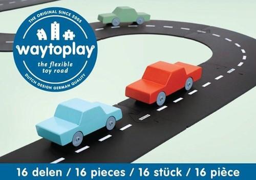 Waytoplay starterset Express Way - 16 pieces