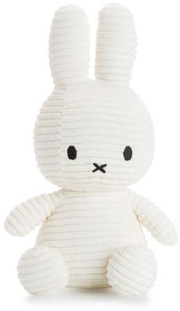 """Miffy Corduroy white - 23 cm - 9"""""""""""