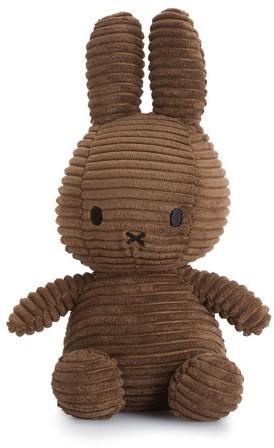 "Miffy Corduroy brown - 23 cm - 9"""""