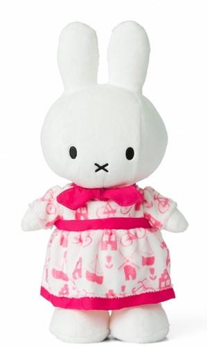 "Miffy pink dress -  24 cm - 9,5"""""