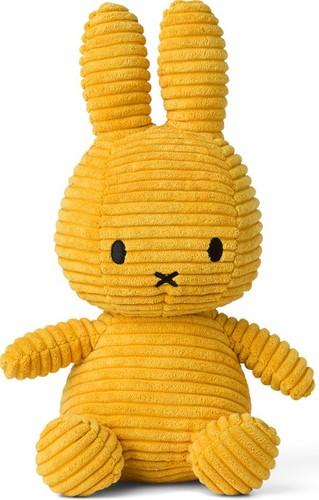 """Miffy Corduroy Yellow - 23 cm - 9"""""""""""