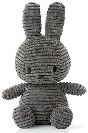 "Miffy Corduroy dark grey - 50 cm - 20"""""