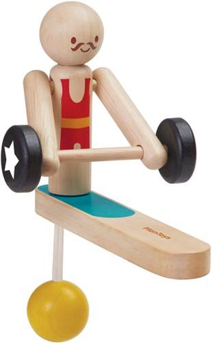 Plan Toys Weightlifting Acrobat