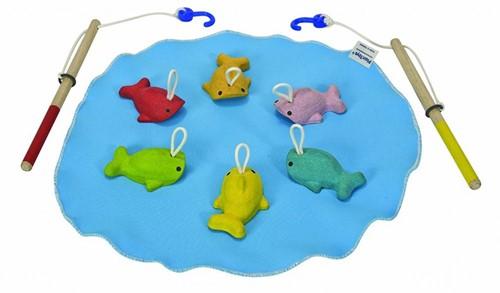 PlanToys Fishing Game motor skills toy