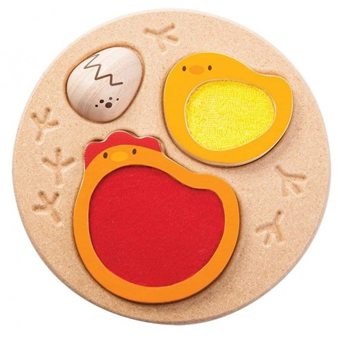 Plan Toys Chicken Puzzle