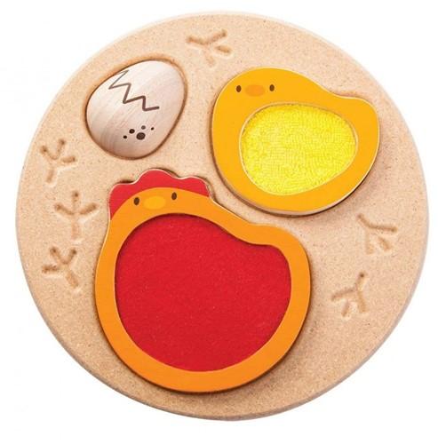 Plan toys Kip Puzzel