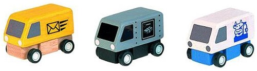 PlanToys Delivery Vans toy vehicle