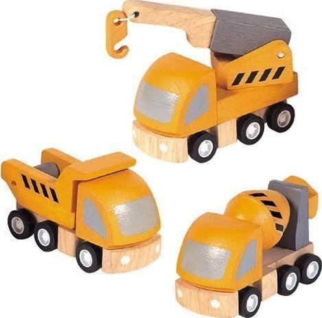PlanToys Highway Maintenance toy vehicle