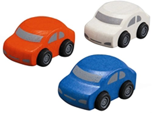 PlanToys Family Cars toy vehicle