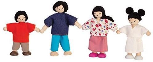 Plan Toys Asian family