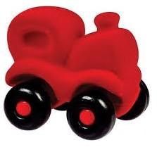 Rubbabu The Choo Choo Train (Red)