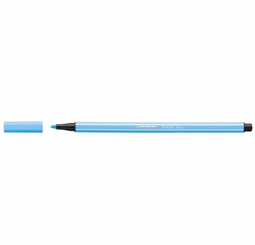 STABILO Pen 68 Mini felt pen Blue