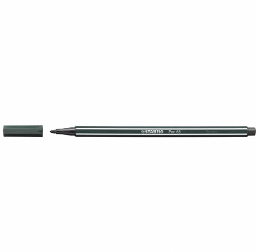 STABILO Pen 68 felt pen Green 1 pc(s)