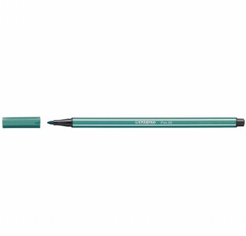 STABILO Pen 68 felt pen Blue,Turquoise 1 pc(s)