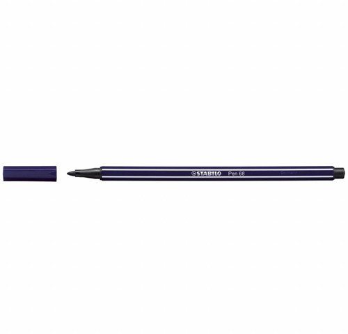 STABILO Pen 68 felt pen Lilac 1 pc(s)