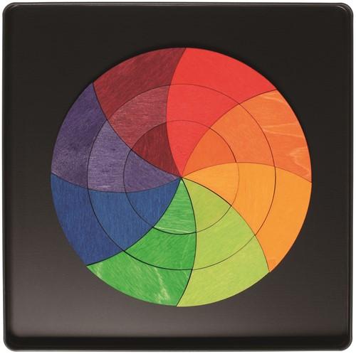 Grimm's - Magnet Puzzle Color Circle Goethe