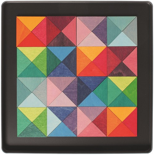 Grimm's - Magnet Puzzle Triangles