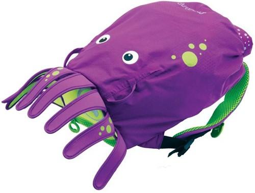 Trunki 10708 backpack Green,Violet