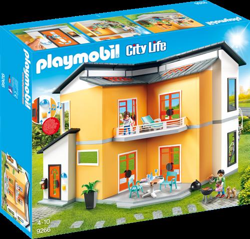 Playmobil City Life 9266 dollhouse