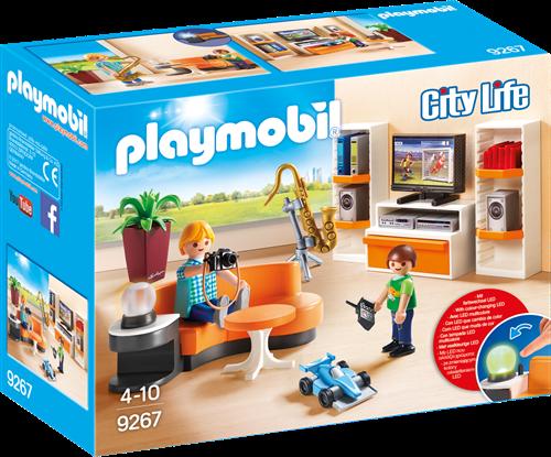 Playmobil City Life 9267 children toy figure set