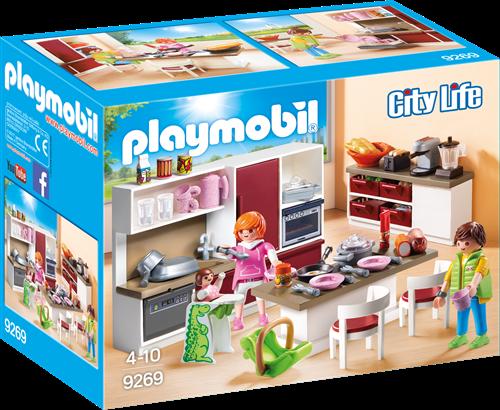 Playmobil City Life Kitchen