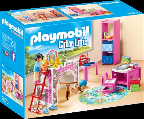 Playmobil City Life 9270 children toy figure set