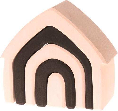Grimm's - House Monochrome