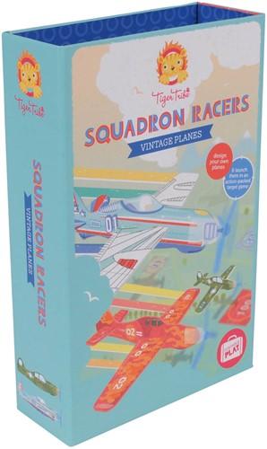 Tiger Tribe Squadron Racers/Vintage Planes