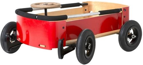 Wishbonebike - Loopauto - Wagon Rood