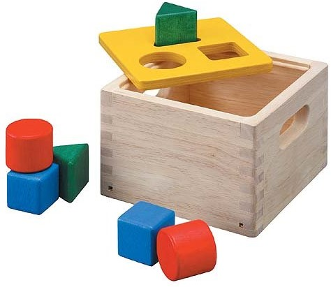 Plan Toys Vormensorteerder