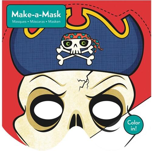 Mudpuppy maak-een-masker Piraten