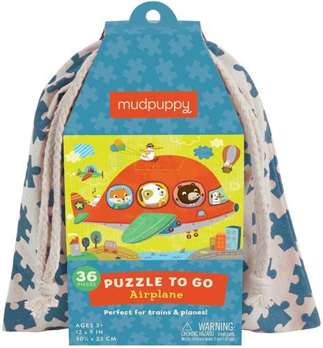 Mudpuppy 4599 puzzle Jigsaw puzzle 36 pc(s)