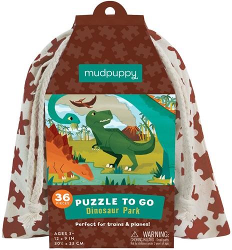 Mudpuppy 4995 puzzle Jigsaw puzzle 36 pc(s)