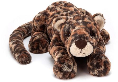 Jellycat knuffel Livi Leopard Little 27cm