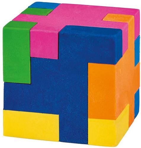 Moses Gum puzzelkubus